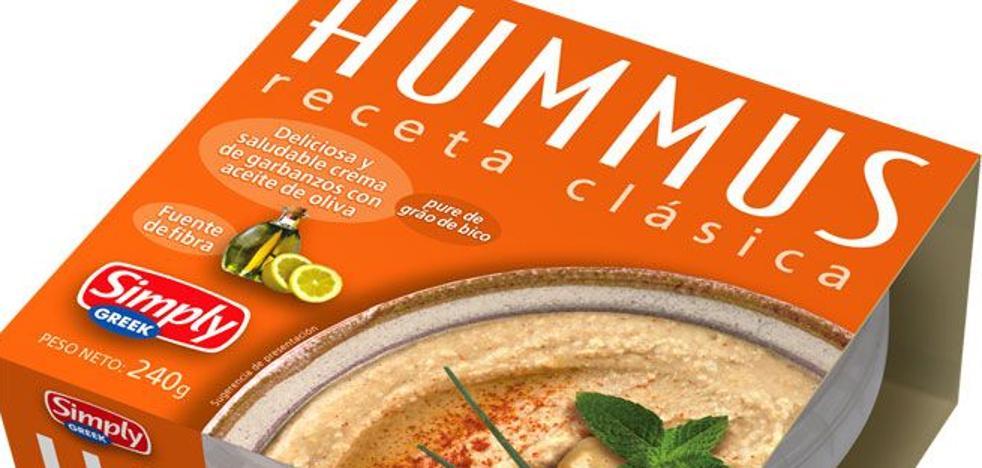 La sorprendente historia que se esconde tras el hummus de Mercadona