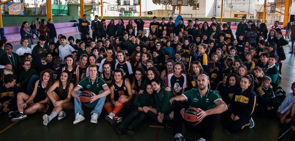 La Copa Colegial calienta motores en el colegio León XIII