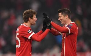 El Bayern puede ir a Estambul de turismo