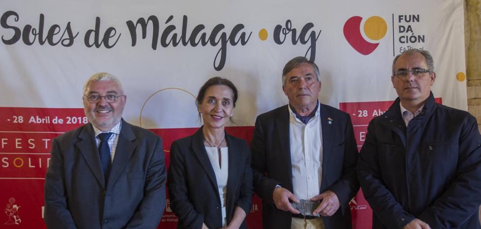 La Fundación El Pimpi recaudará fondos para once entidades sociales de Málaga