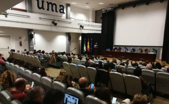 El rector saca adelante los nuevos estatutos de la UMA con la mayoría absoluta del claustro