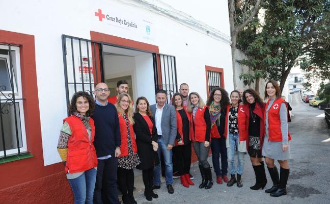 Marbella abre su primer centro de atención integral a personas sin hogar