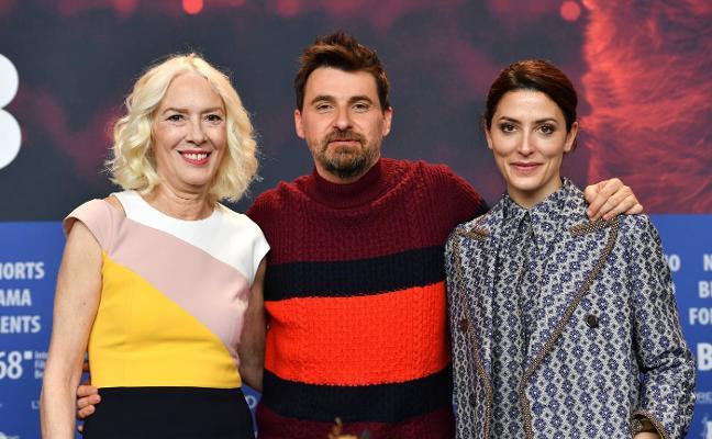 Ramón Salazar lleva a la Berlinale el dolor por el abandono materno