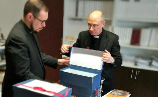 Abren en Roma las actas de la causa para elevar a los altares al doctor Gálvez Ginachero