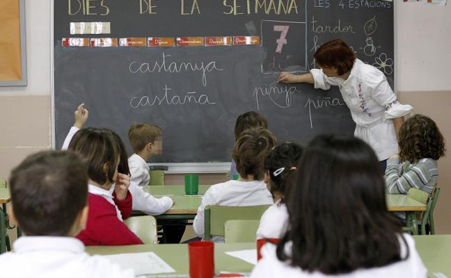 El Constitucional tumba el 'cheque Wert' para estudiar en castellano en Cataluña