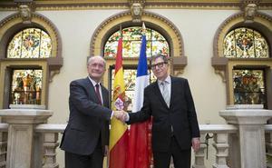 El Pompidou seguirá en Málaga hasta 2025