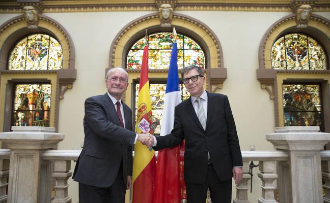 El Pompidou amplía su estancia en Málaga hasta 2025 con el reto de unirse a otros museos locales