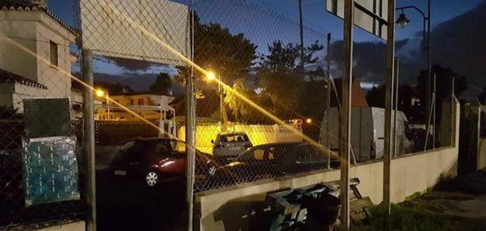 Competición sanciona con 76 partidos al entrenador que agredió a un árbitro de fútbol en Málaga
