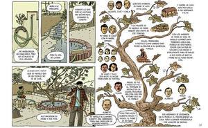 Álex Montoya llevará al cine 'La casa', el cómic más íntimo de Paco Roca