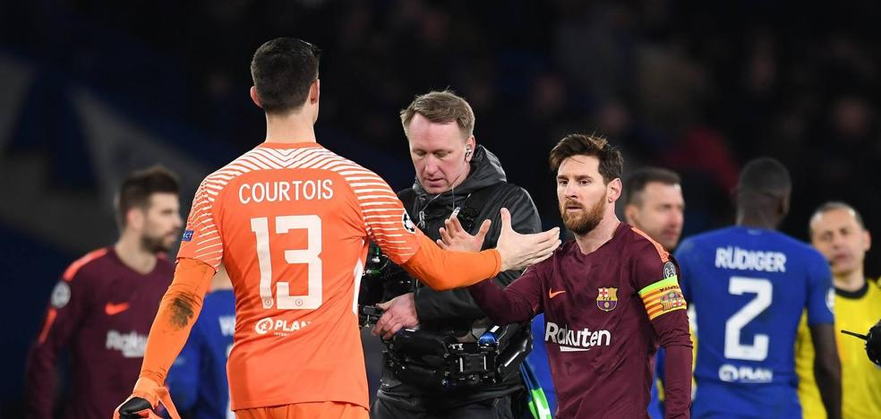Posesión sin remate, el viejo problema del Barça
