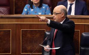 PSOE, Podemos y Cs aumentan la presión al Gobierno por la ausencia de Presupuestos
