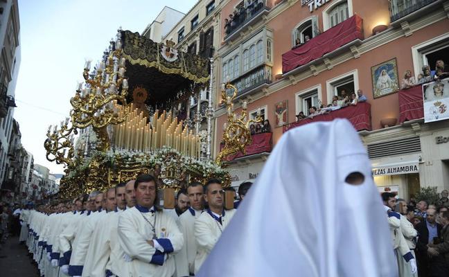 Agenda cofrade en Málaga del miércoles 21 al martes 27 de febrero de 2018