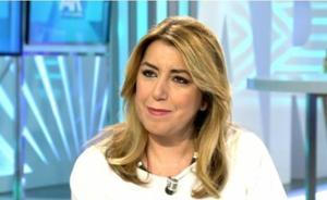 Susana Díaz: «No puede ser que entren los narcos a un hospital de La Línea y se lleven a Samuelito»