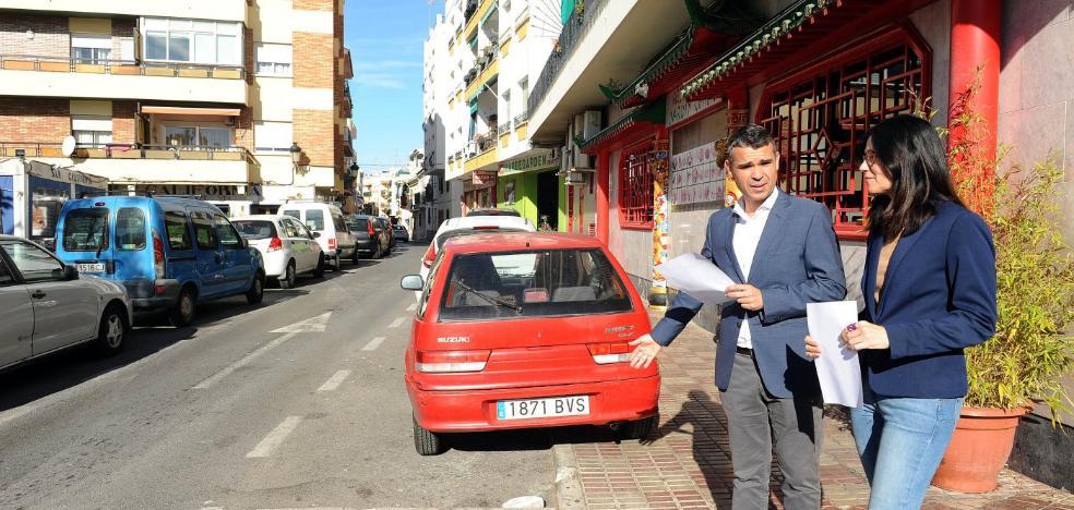 El PSOE de Marbella traslada al Pleno su ofensiva para reclamar las obras que dejó programadas