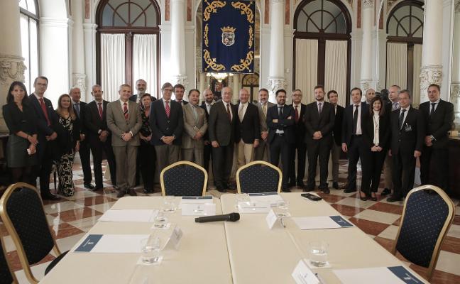 Doce cadenas se interesan por la necesidad de Málaga de más hoteles