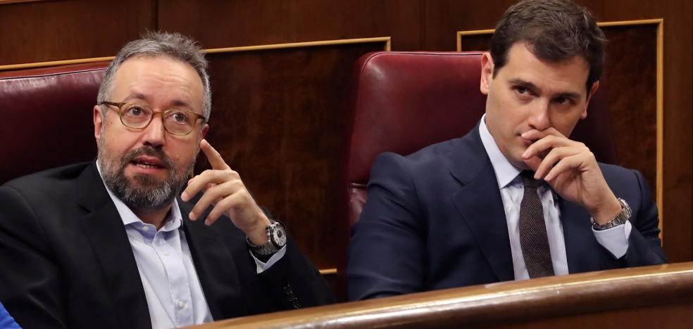 Rivera visita durante dos días Jaén, en donde cargos del PP piden entrar en Cs