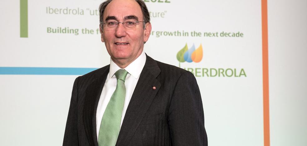 Iberdrola invertirá 6.000 millones en España en los próximos cinco años