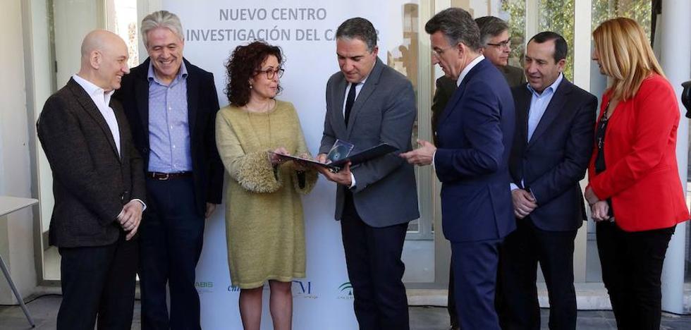 Diputación y Salud coinciden en que habrá colaboración institucional en el nuevo hospital de Málaga