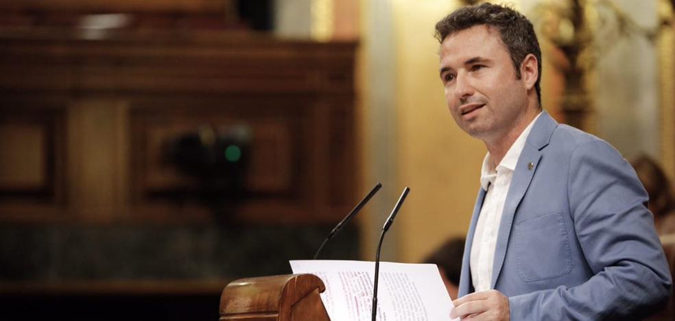 El malagueño Díaz desmonta los inventos históricos del nacionalismo