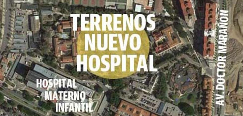 SUR activa el contador de cuenta atrás hasta la apertura del nuevo hospital comprometido por la Junta