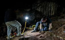 Investigadores presentan un importante hallazgo obtenido en la cueva de Ardales
