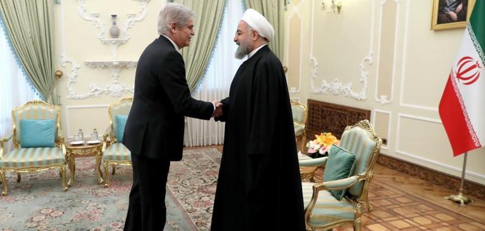 Los empresarios piden al Gobierno apoyo financiero para invertir en Irán