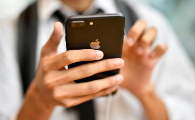 La letra india capaz de bloquear tu iphone