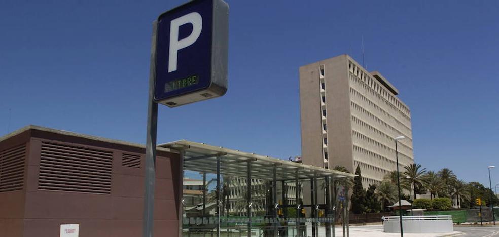 Los trabajadores de la empresa municipal de Aparcamientos convocan una huelga para la Semana Santa