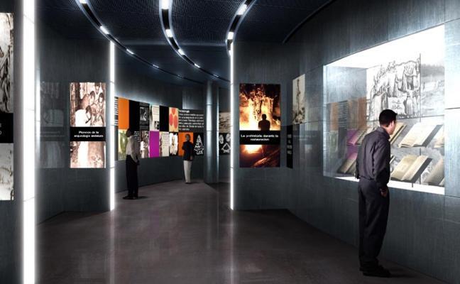 Arrancan las obras del Museo del Sitio de los Dólmenes de Antequera