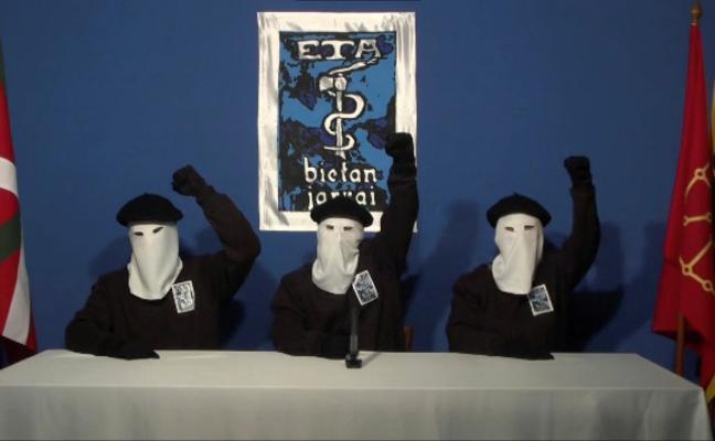 ETA avanza su final y defiende que la izquierda abertzale asuma el liderazgo