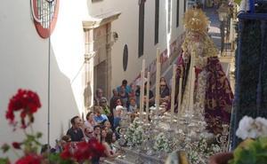 ArsMálaga acogerá una exposición de Francisco Buiza, autor de la Virgen de la Trinidad