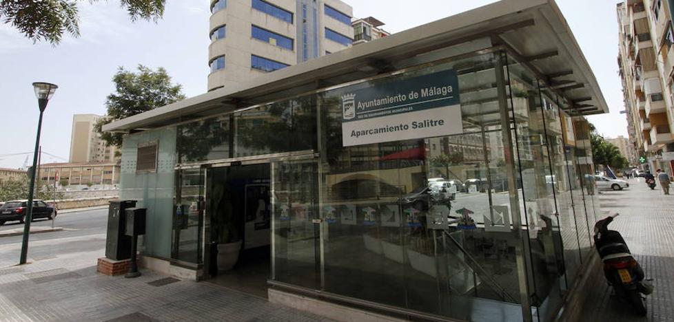 Aparcamientos da marcha atrás en los contratos que llevaron a convocar huelga en Semana Santa en Málaga