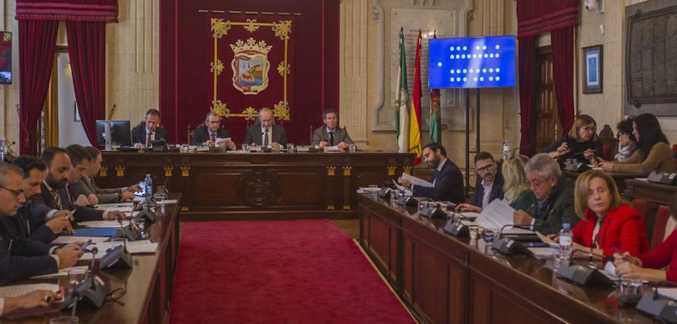 El pleno muestra su apoyo mayoritario al rascacielos del Puerto