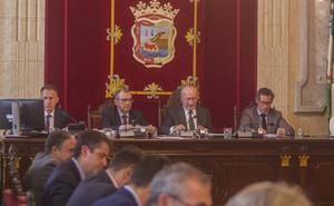 El pleno apoya el proyecto de la torre del Puerto por una amplia mayoría