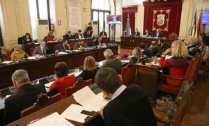 El pleno del Ayuntamiento de Málaga aborda hoy todos los asuntos polémicos de la ciudad
