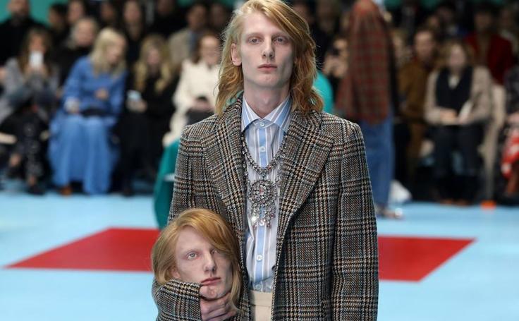 En fotos, el 'Museo de los Horrores' de Gucci en la Semana de la moda de Milán
