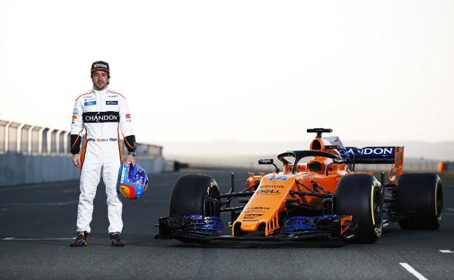 El McLaren 2018, una nueva esperanza