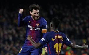 Messi no tiene quien le escriba