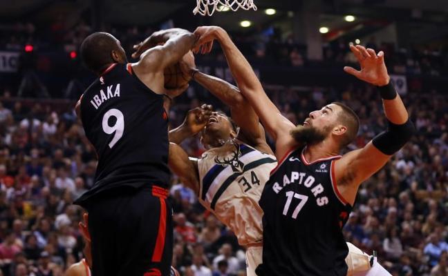 Discreta noche para los españoles en la NBA