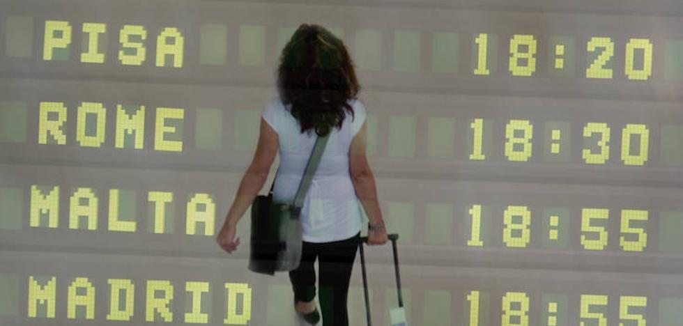 El rápido crecimiento del aeropuerto de Málaga obliga a pensar ya en su ampliación