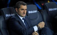Valverde, sobre Messi: «Es difícil habituarse a estas cosas»