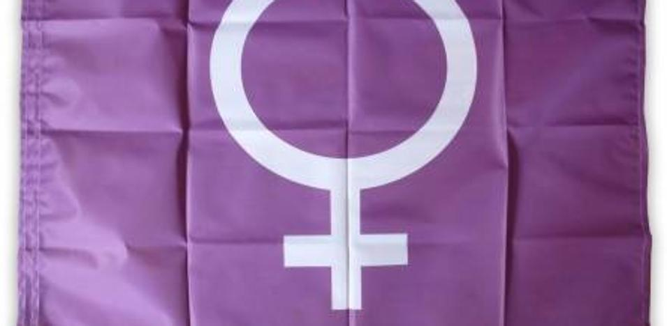 La bandera feminista ondeará en el mástil del Ayuntamiento de Málaga el 8 de marzo