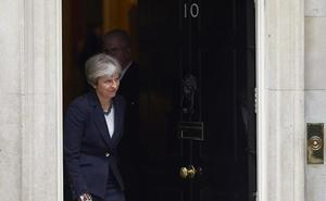May y Corbyn fijan posiciones ante semana clave para negociación del 'brexit'