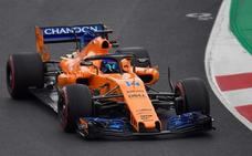 Alonso: «El motor Renault no es un experimento»