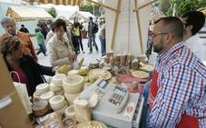 Comienzan los Mercados de Primavera del Queso de Málaga