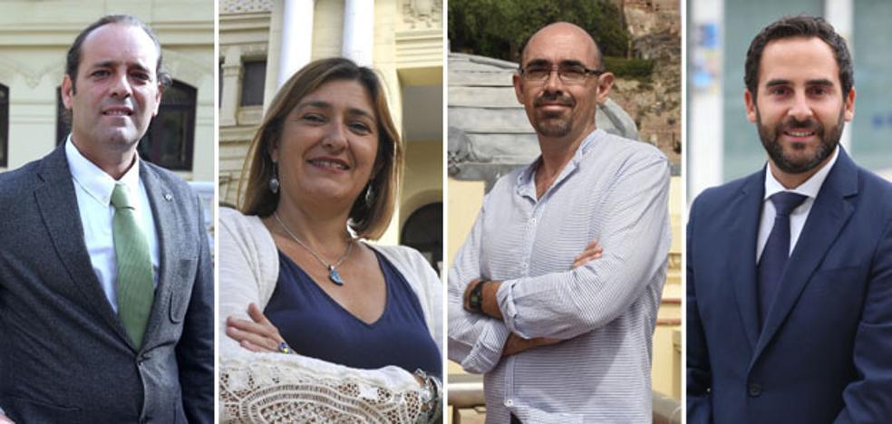 La oposición en el Ayuntamiento resalta la falta de relevo en el PP