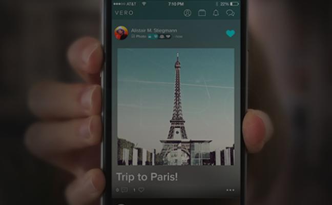 ¿Qué es Vero y por qué todo el mundo quiere usar esta app?