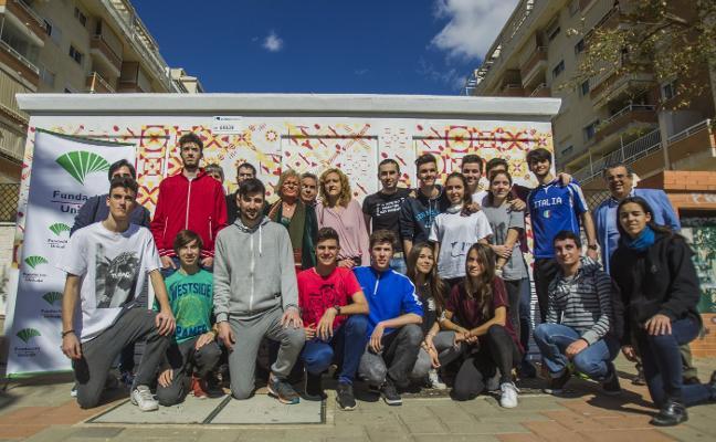 Arte urbano y cultura andalusí