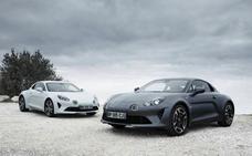Alpine presenta dos nuevas versiones del A110