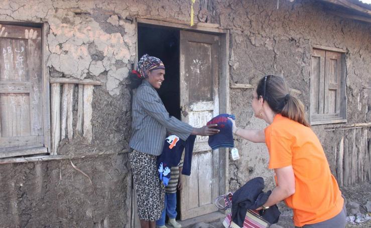 La labor de la Fundación Harena en Etiopía, en fotos